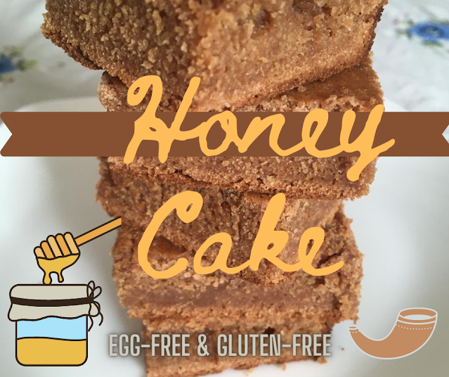 Honey Cake for Rosh Hashanah