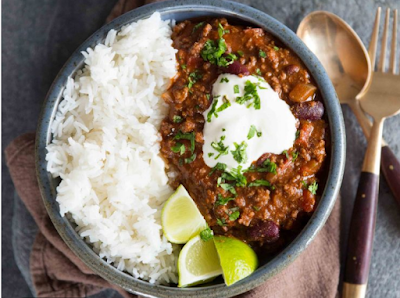 Father's Famous Chili Con Carne #food #dinner