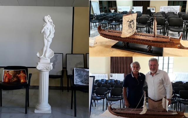 Θεσπρωτία: Στις 31 Μαΐου του 2020 τα εγκαίνια του πρωτότυπου Θουκιδίδειου Ναυτικού Μουσείου Συβότων