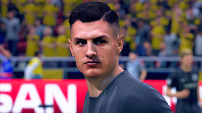 FIFA 19 Faces Luka Jović by Ofisix