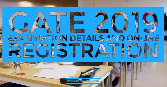 gate 2019 exam guide