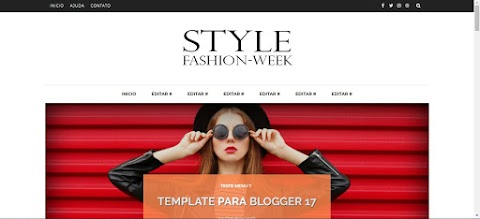 Style Blogger Templates