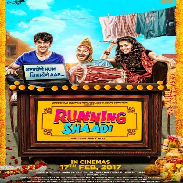 Running Shaadi, Running Shaadi Synopsis, Running Shaadi Trailer, Running Shaadi Review, Poster Running Shaadi