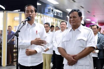 Prabowo akan Hadiri Acara Pidato Jokowi
