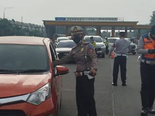 Ini Jadwal Shift Ganjil-Genap di 5 Gerbang Tol dan Terminal Ledeng Kota Bandung Mulai Jumat, 8 Oktober 2021
