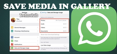 If you are a fanatic WhatsApp user, you will probably often receive photos from friends.