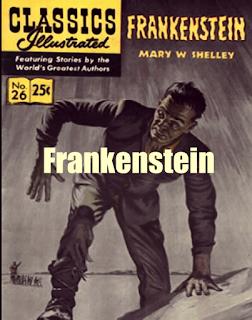 Frankenstein Comic PDF book