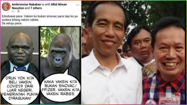 Viral! Natalius Pigai Kembali Jadi Korban Rasisme, Diduga oleh Relawan Jokowi, Ini Katanya