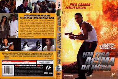 Filme Um Tira Acima da Média (Underclassman) DVD Capa