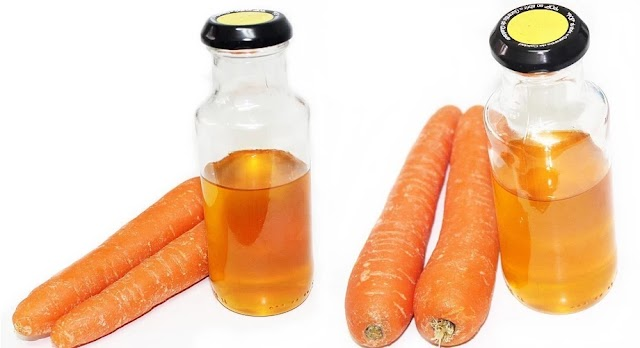 How to make your highly beneficial Carrot Oil at home