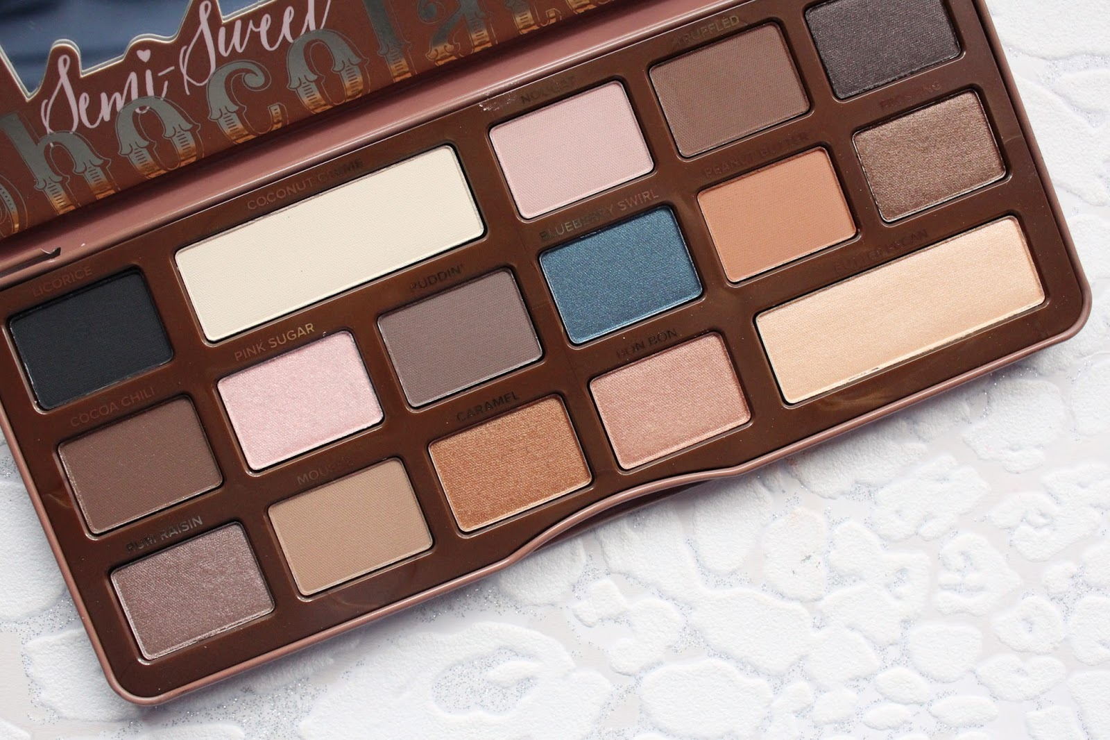 Too Faced Semi-Sweet Palette