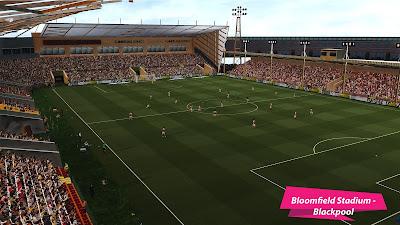 PES 2021 Bloomfield Stadium