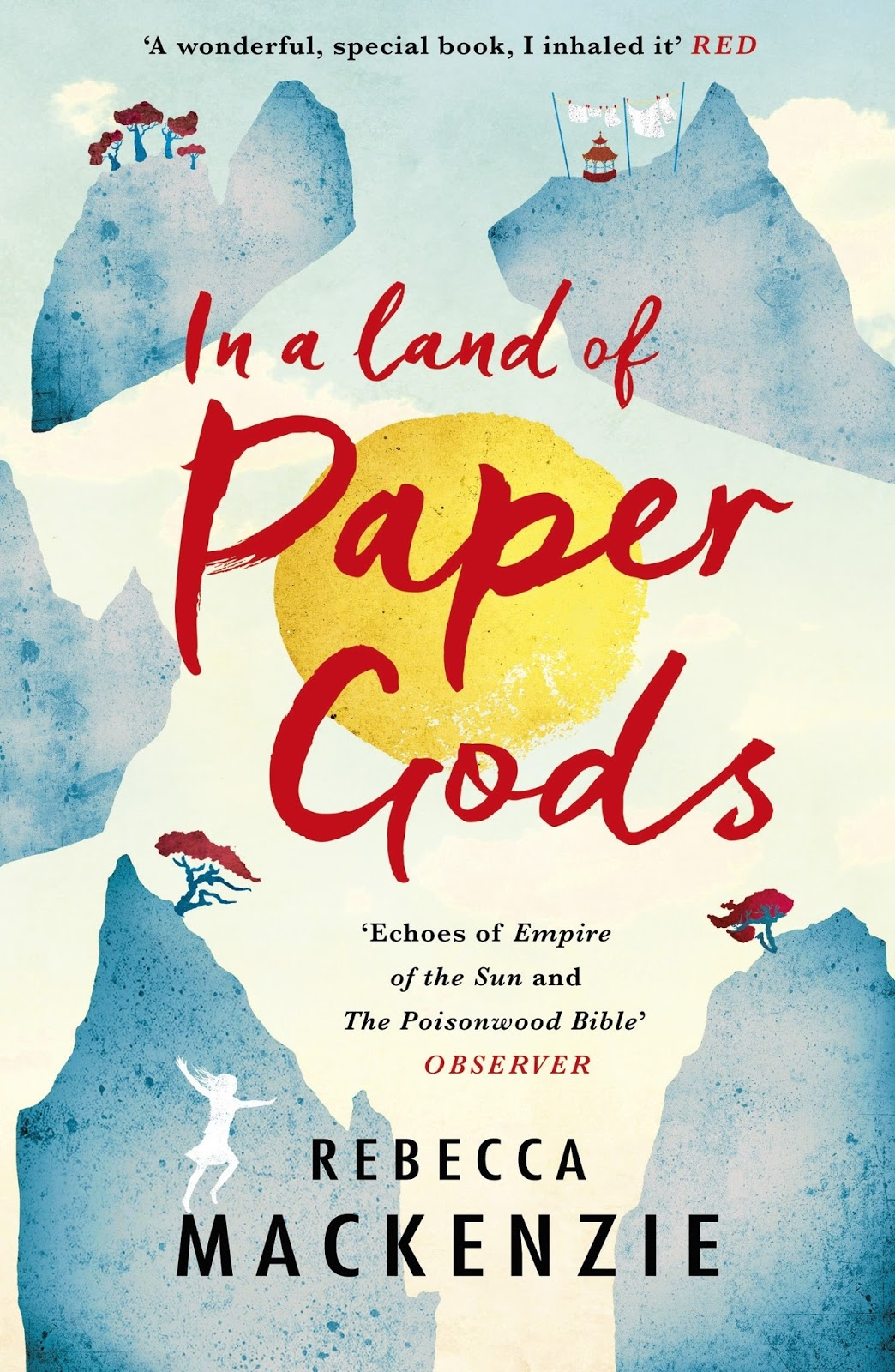 In a Land of Paper Gods by Rebecca Mackenzie