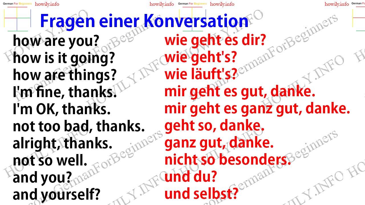 Guts Auf Deutsch