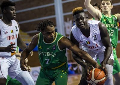 FIBA U19 World Cup - Mali - Oumar Ballo