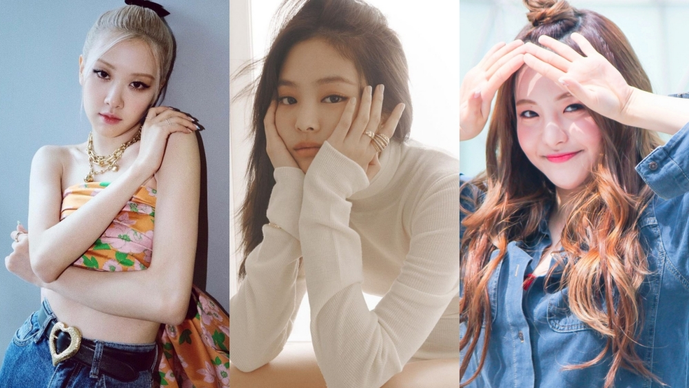 This is a List of The Current Most Popular K-Pop Girl Group Members