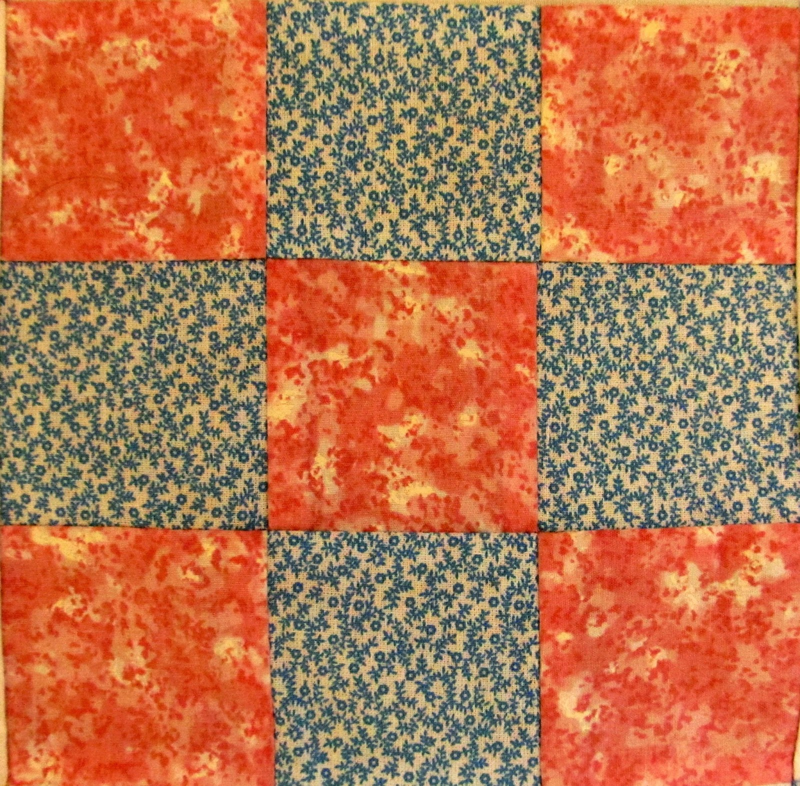 how to make a simple quilt block pattern