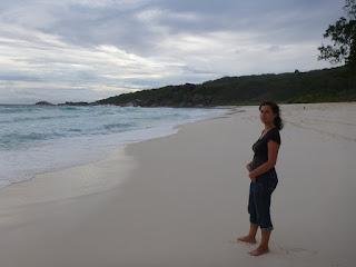 Grand Anse - La Digue - Seychelles