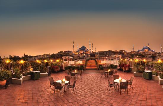 تراسات اسطنبول