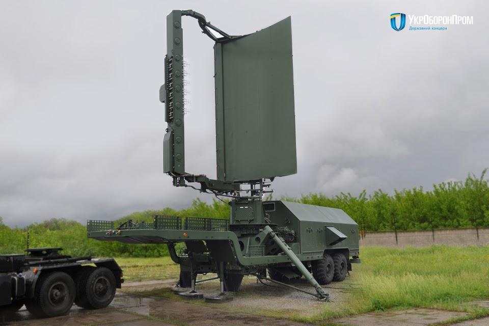 Іскра передала військовим модернізований  радар