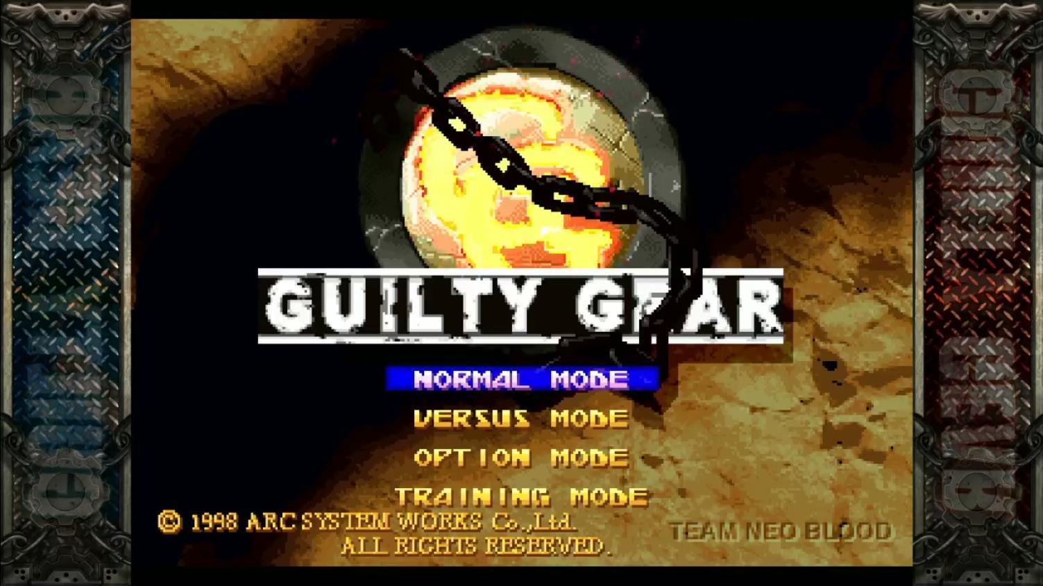 Guilty Gear original a caminho da PS4, Switch e PC