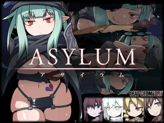 [H-GAME] ASYLUM JP
