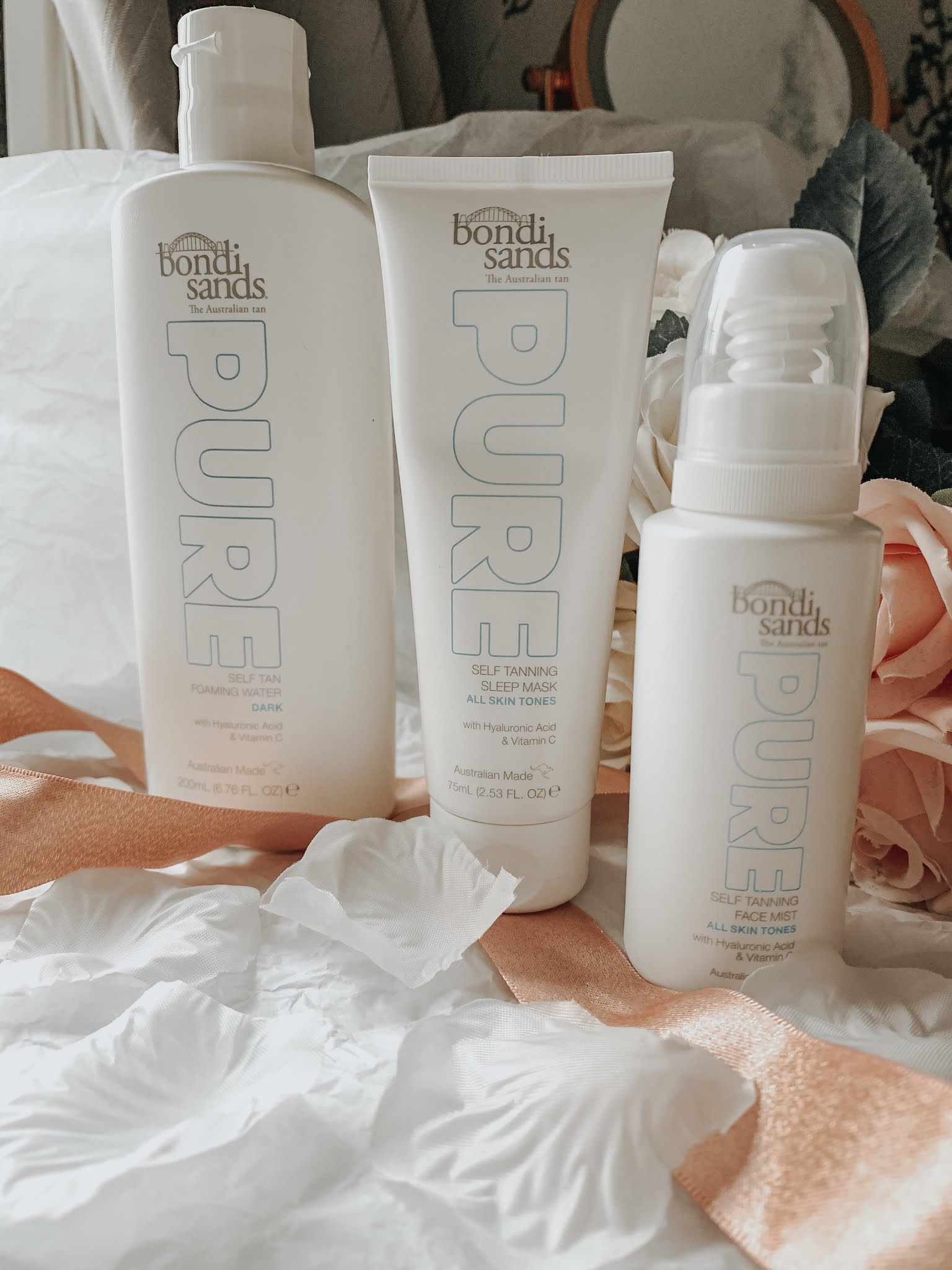 Bondi Sands Pure Collection Review