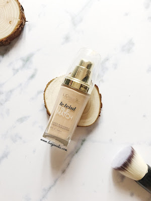 L'Oreal Le Teint True Match Super Blendable Liquid Foundation review