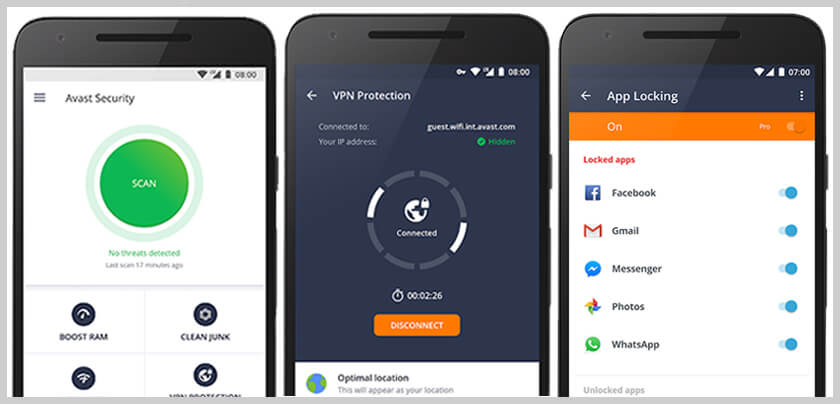 mejor aplicación de antivirus para android