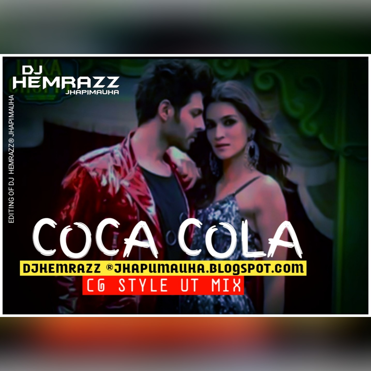 Coca cola tu dj