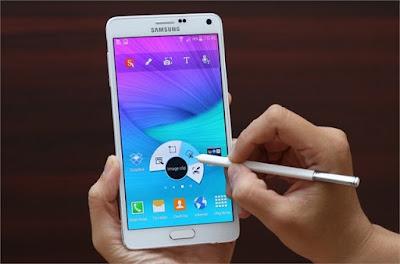 Samsung Note 4 co su dung 4G tai Viet Nam hay khong