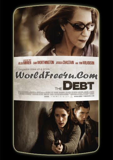 Poster Of The Debt (2011) Full Movie Hindi Dubbed Free Download Watch Online At worldofree.co