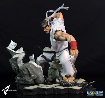 "Street Fighter ""Battle of the Brothers"" Ryu"
