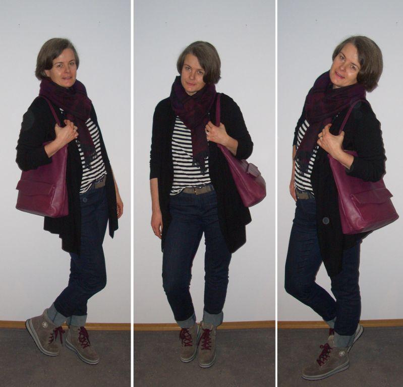 Outfit - Ausflug nach Passau -  Dezember 2017