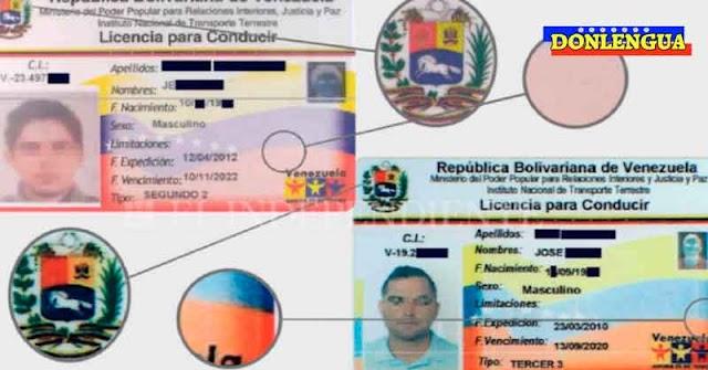 436 venezolanos detenidos en España por conducir con licencias falsas de Venezuela