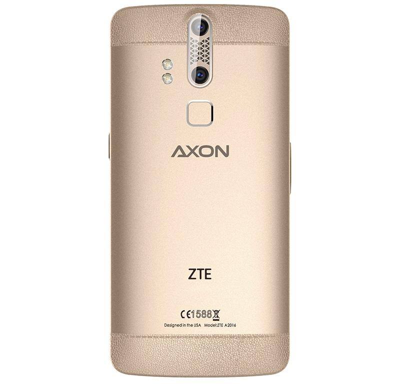 ZTE Axon Elite back