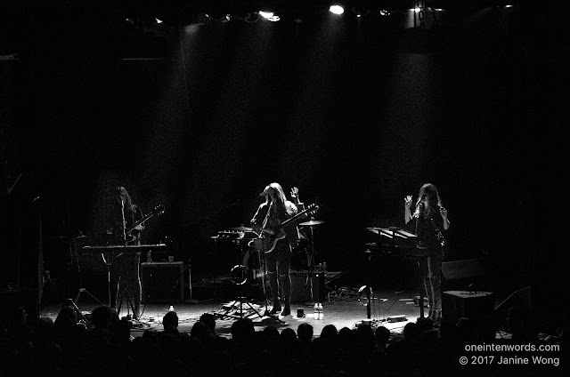 The Staves at The Phoenix Concert Theatre on March 17, 2017 Photo by Janine Wong for One In Ten Words oneintenwords.com toronto indie alternative live music blog concert photography pictures