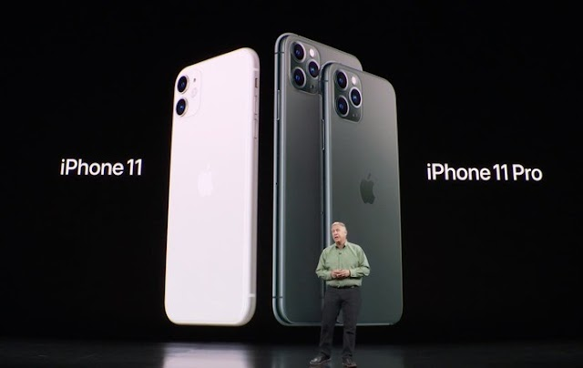 iPhone 11 vs iPhone 11 Pro and Pro Max