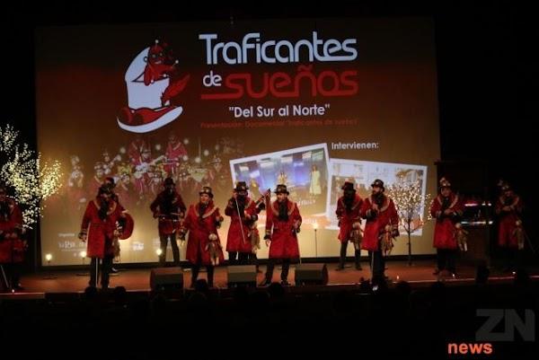 El Ramos se transforma en un Falla a la zamorana en una tarde noche atípica de sábado de carnaval en octubre