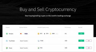 Биткойн-биржа Binance переводит пользователей на обновленную версию платформы
