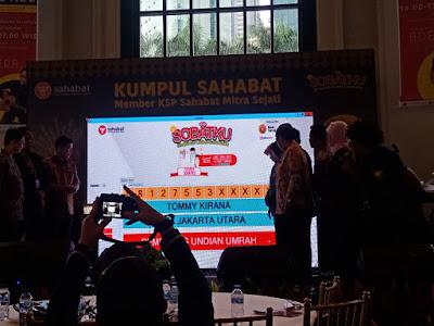 SOBATKU tabungan online berbasis aplikasi yang kasih kejutan undian 100 juta rupiah