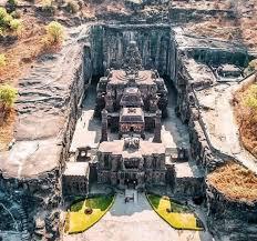 एलोरा का कैलाश मंदिर