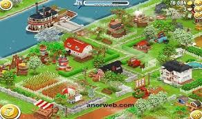 تحميل أفضل لعبة مزرعة هاي داي hay day مهكرة بدون نت