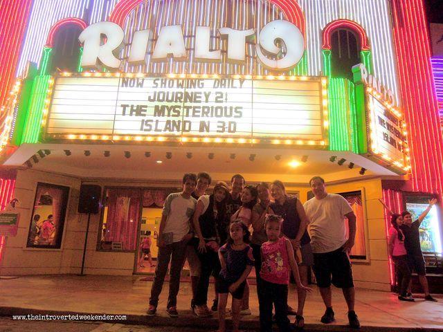 The Rialto at Enchanted Kingdom