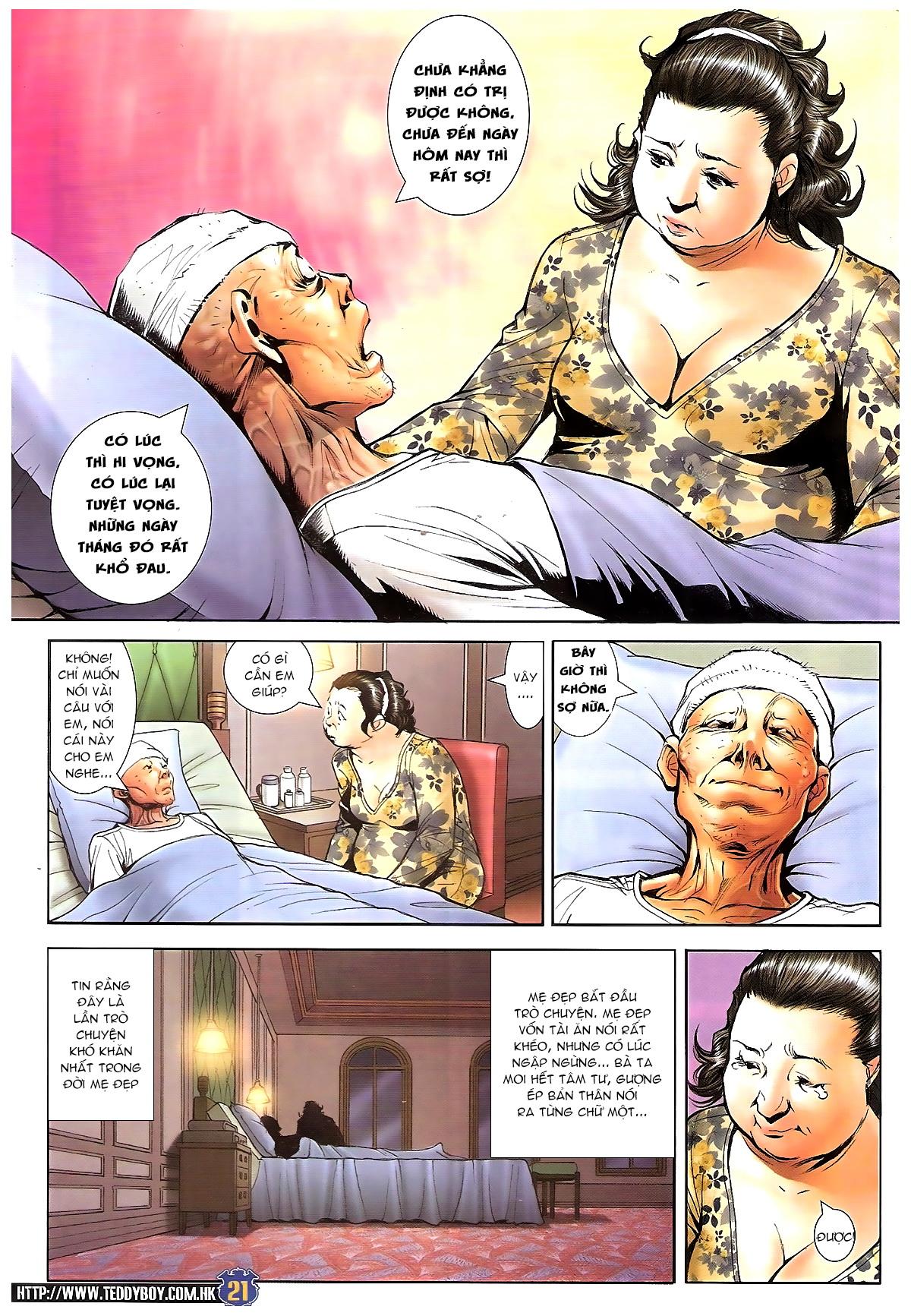 Người Trong Giang Hồ chapter 1642: anh hùng khí đoản trang 20