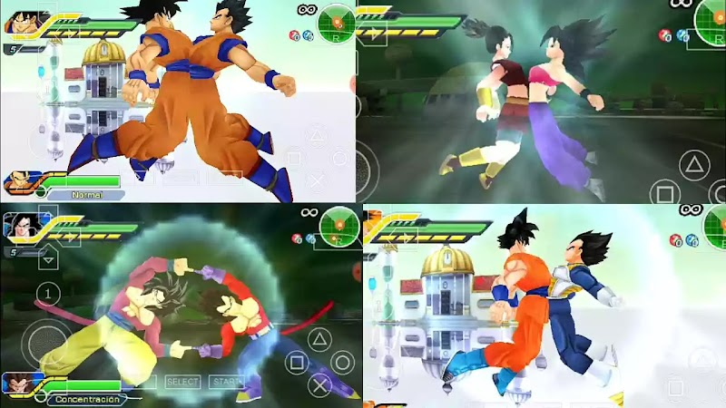 DBZ TTT Fusion mod By Jayzz Modder Download