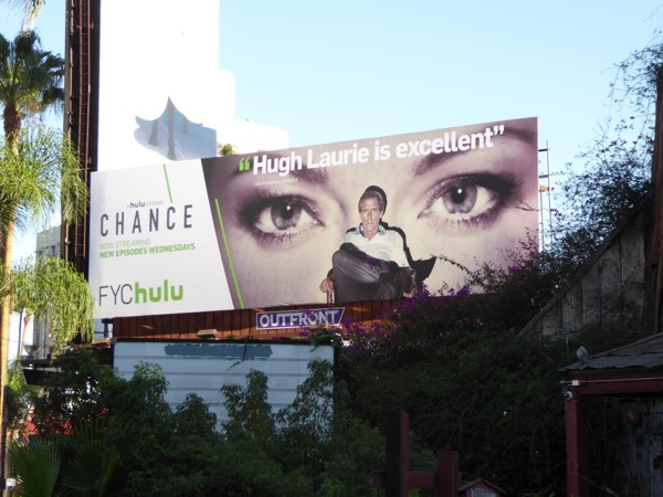 Chance season 1 consideration billboard