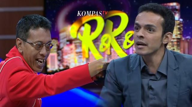 Debat Panas Kubu Jokowi & Prabowo, Adian Napitupulu Emosi Saat Gamal Albinsaid Singgung Soal Usia
