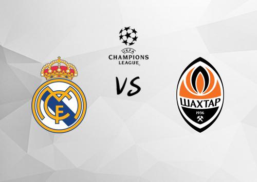 Real Madrid vs Shakhtar Donetsk  Resumen y Partido Completo