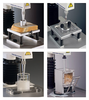 • Cylinder Probe • Film Support Rig • Back Extrusion Rig • Ottawa Cell